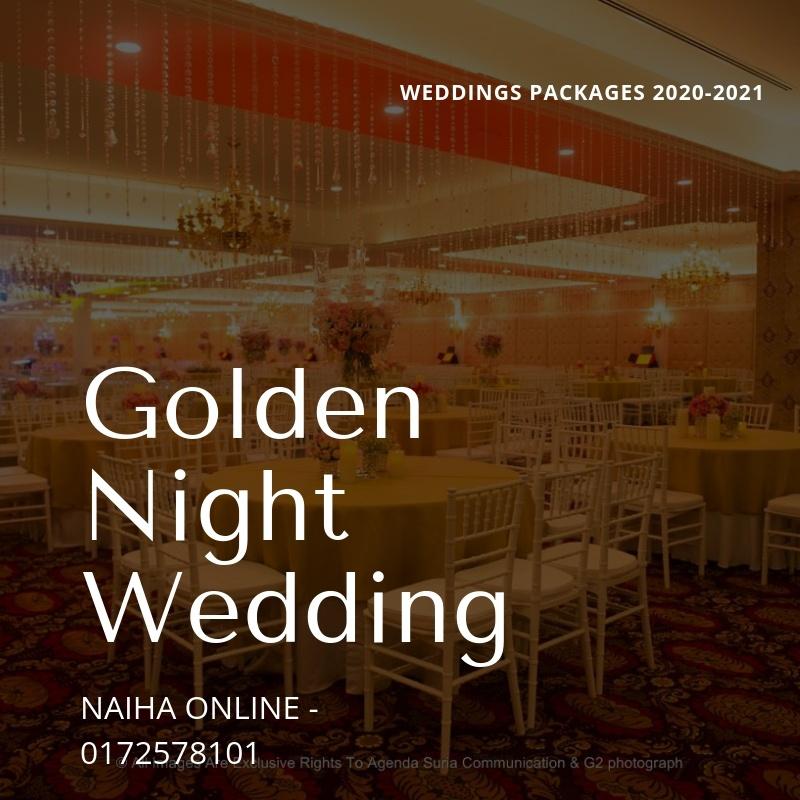 Pakej-Lengkap-Perkahwinan-Golden-Night-Wedding-Najiha Online-0172578101