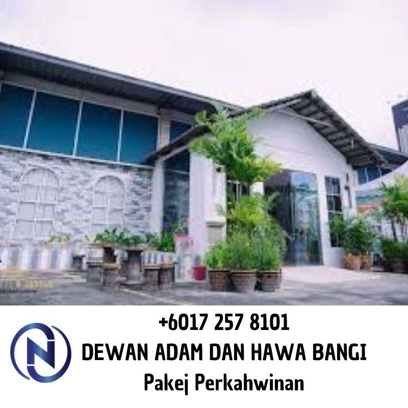 DEWAN-ADAM-DAN-HAWA-BANGI-Pakej-Perkahwinan-0172578101