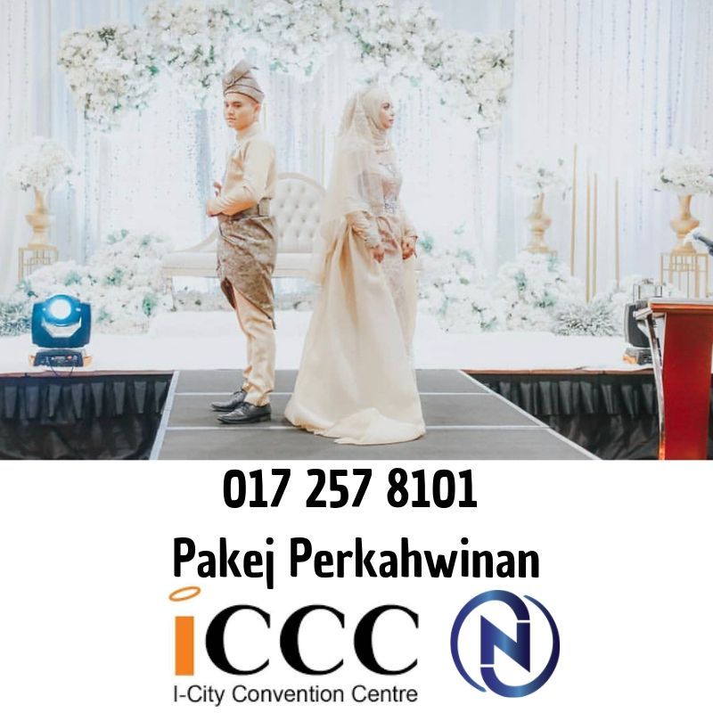 Iccc-Icity-Convention-Centre-Shah-Alam-Pakej Perkahwinan
