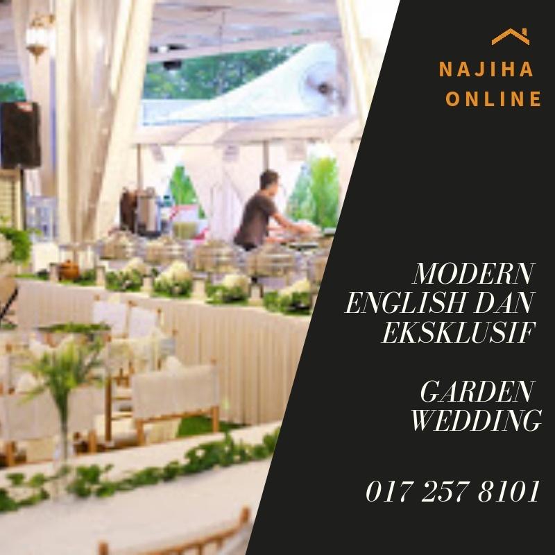 Lugar-De-La-Boda-Dewan-Perkahwinan-Bertemakan-Garden