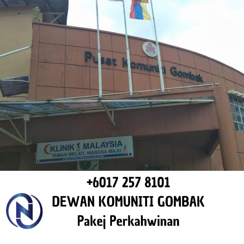 DEWAN-KOMUNITI-GOMBAK-Pakej-Perkahwinan-0172578101