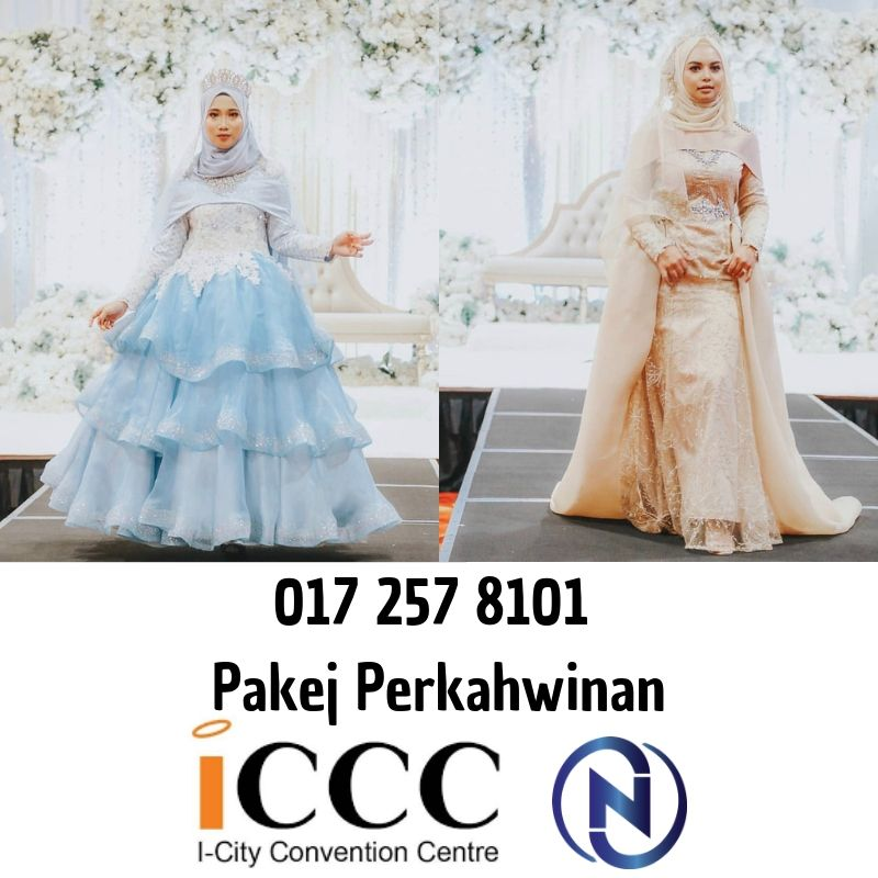 Iccc-Icity-Convention-Centre-Shah-Alam-Pakej-kahwin